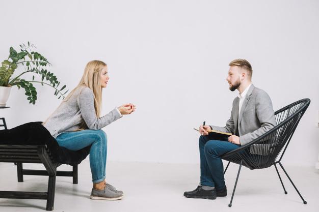 Admettre de recevoir de l'aide d'un spécialiste : psychologue